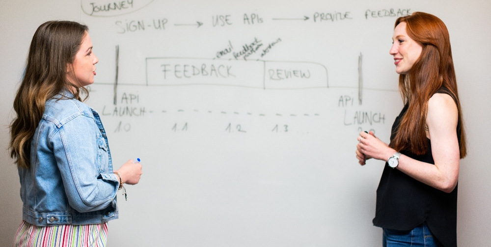 teaching communicating with another teacher before her observation
